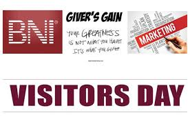 BNI Visitor Day