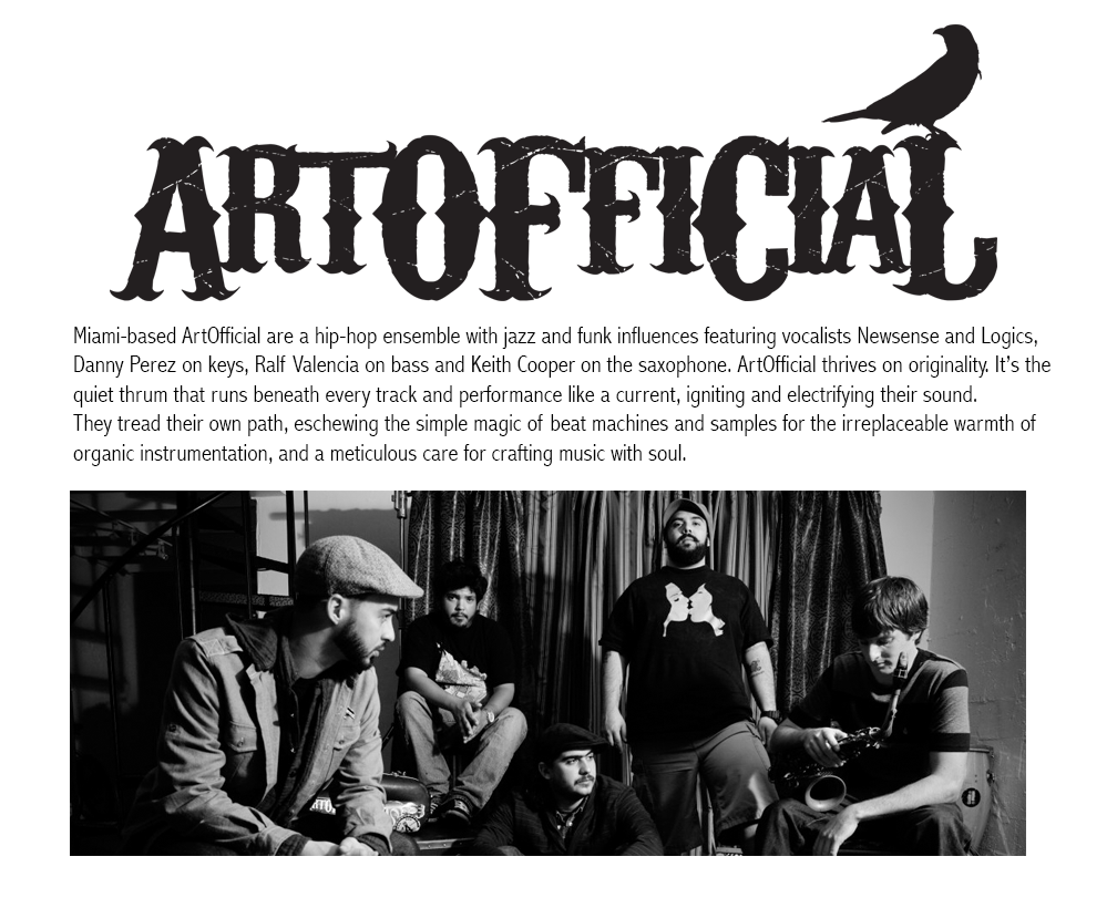 art official live at duck duck goose 2