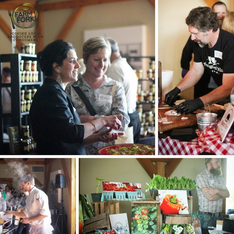 The Farm2Fork Affair is an important networking event for producers and consumers alike