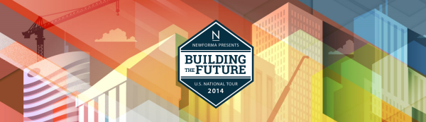 Newforma Presents - Building The Future - U.S. National Tour 2014