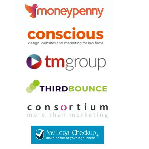 LegalCX Sponsors