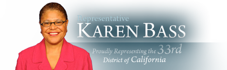 Congressmember Karen Bass