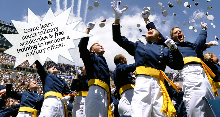 RSVP today for Military Academy Day!