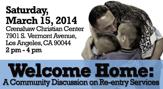 prisoner re-entry california