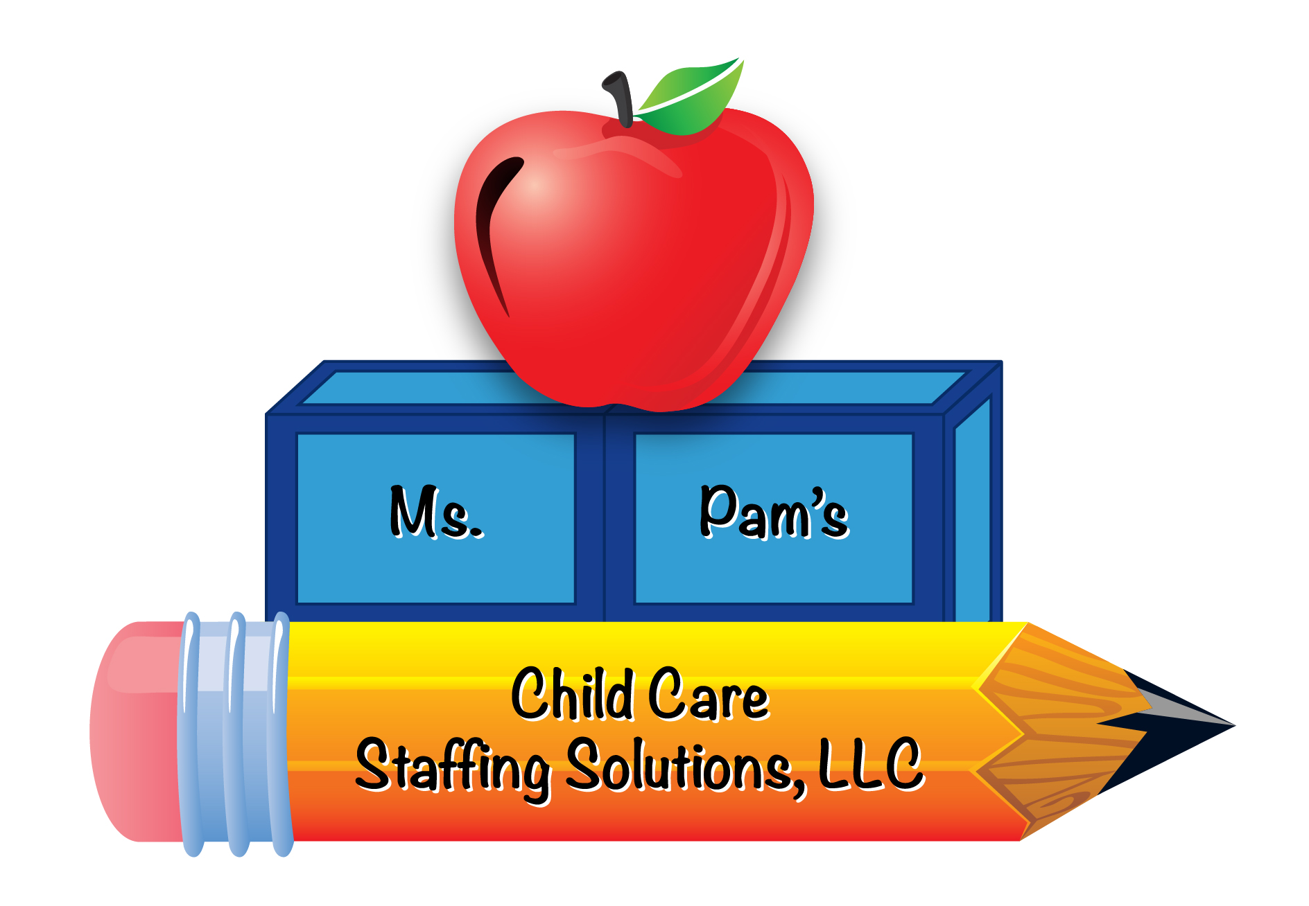 Ms. Pam's Child Care Staffing Solutions, LLC Logo