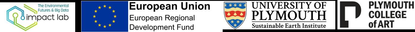 Impact Lab, ERDF, SEI and PCA logos