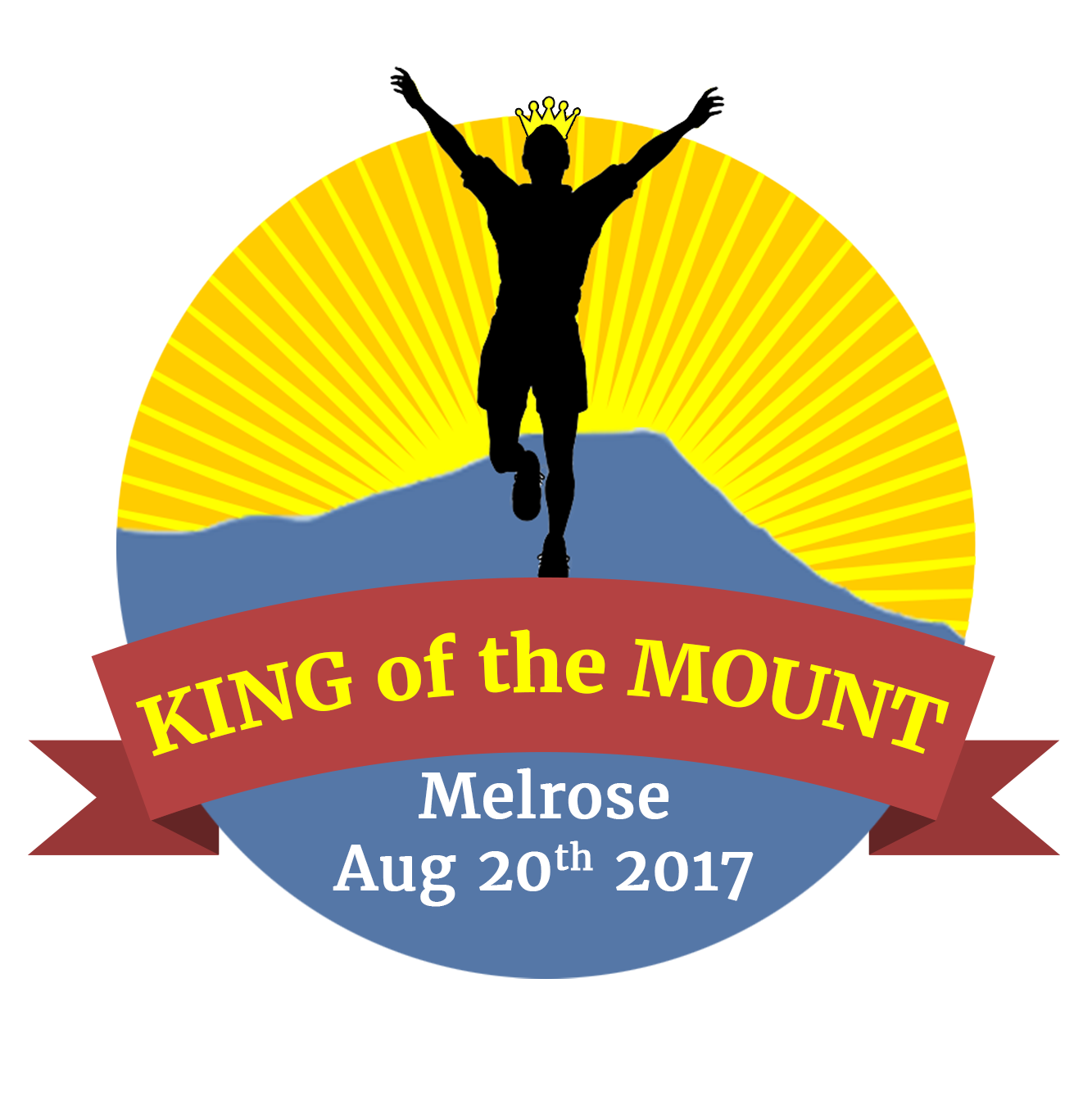 King of the Mount Logo