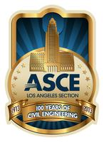 ASCE Los Angeles Section Annual Meeting, Installation of...