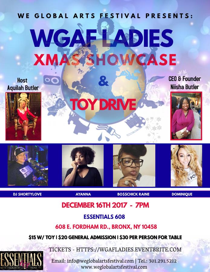 WGAF Ladies 1