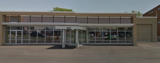 1211 Caledonia Rd. For Lease Building