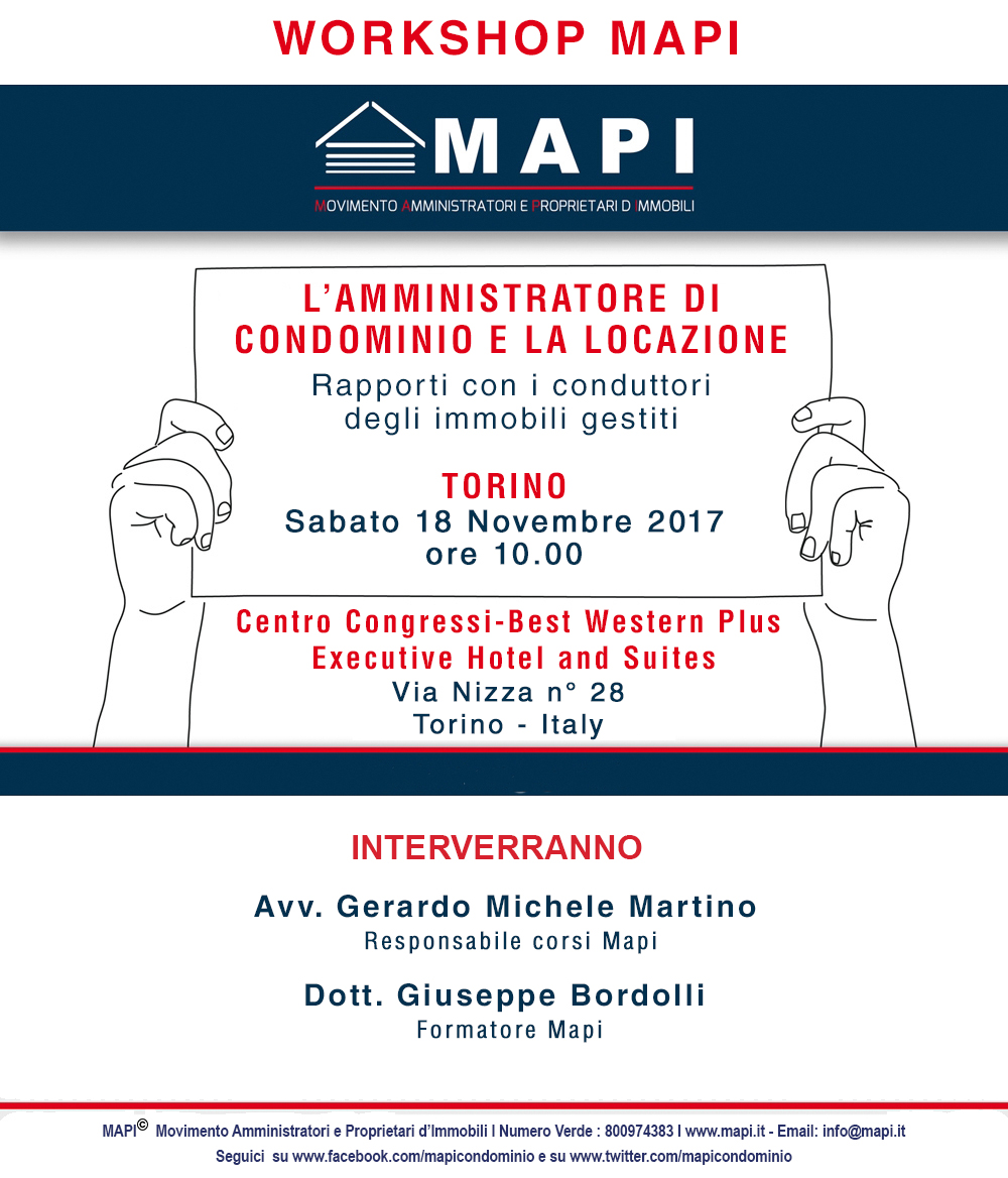 Workshop Torino