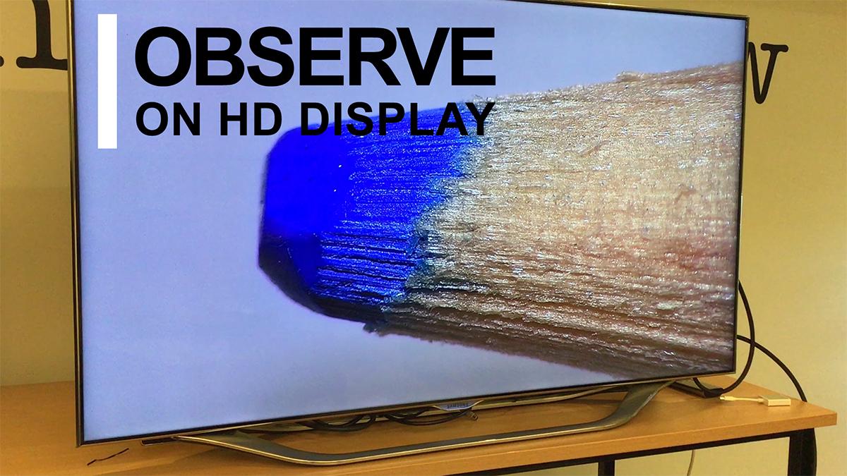 Observe in HD