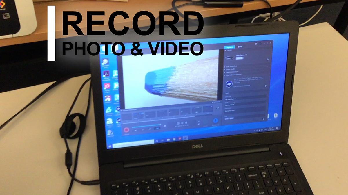 Record in HD
