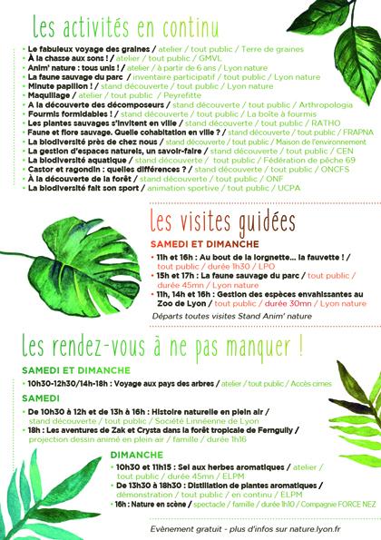 Programme 2017_Rendez-vous de la biodiversité