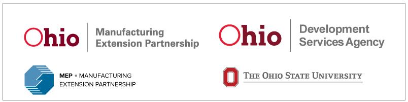 MEP OSU ODSA logos