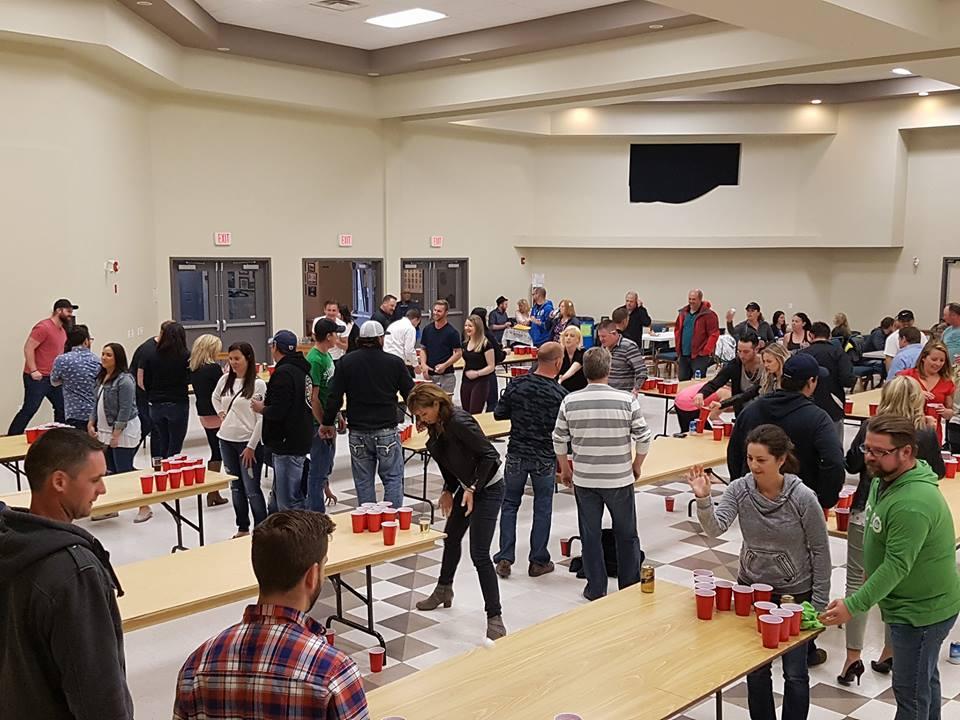 2016 Unique Charity Pong