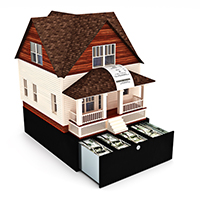Funds for your own home graphic