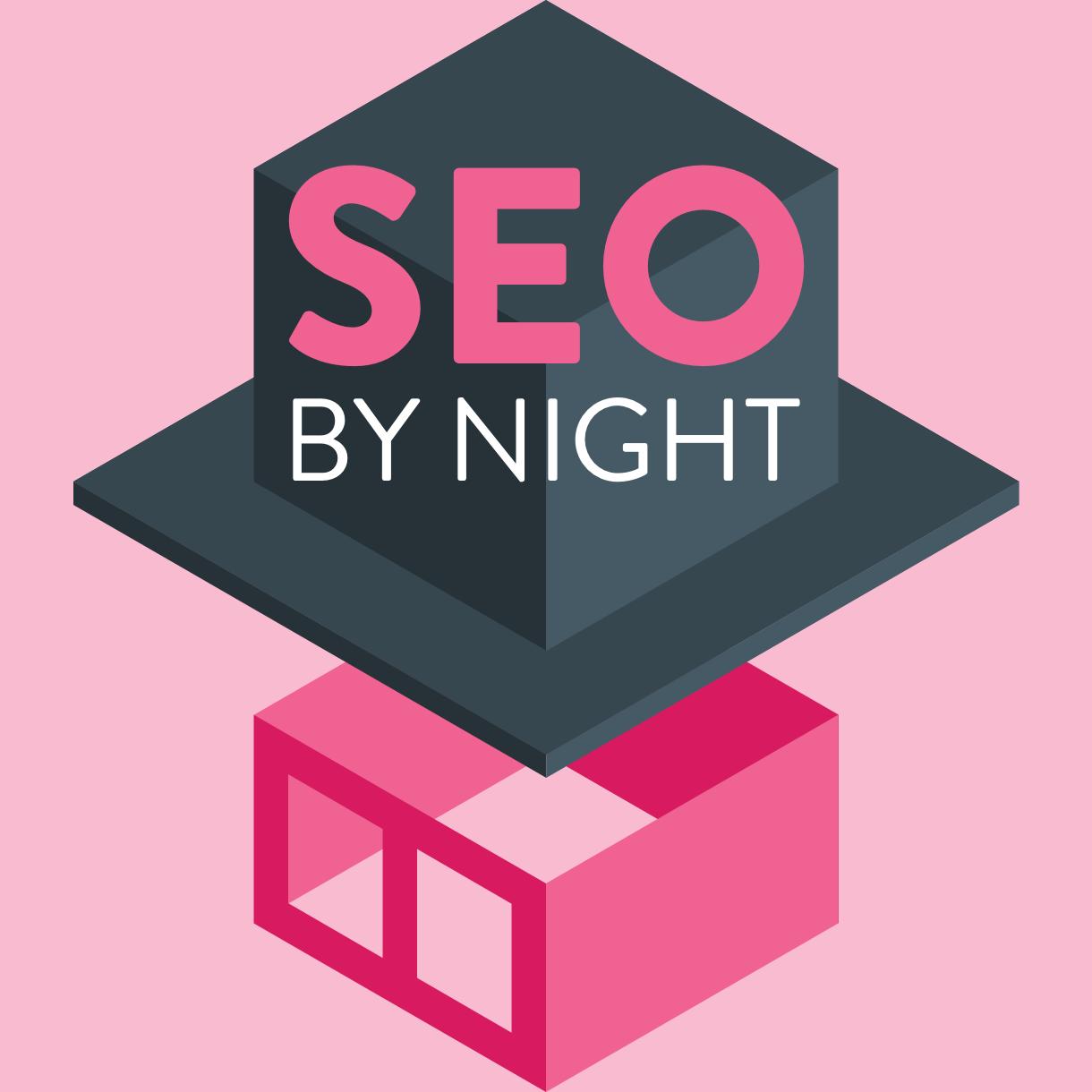 logo seo by night