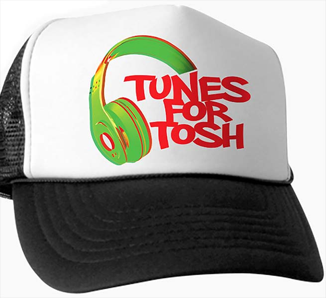 TUNES FOR TOSH HAT