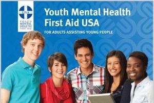 mental health first aid usa pdf