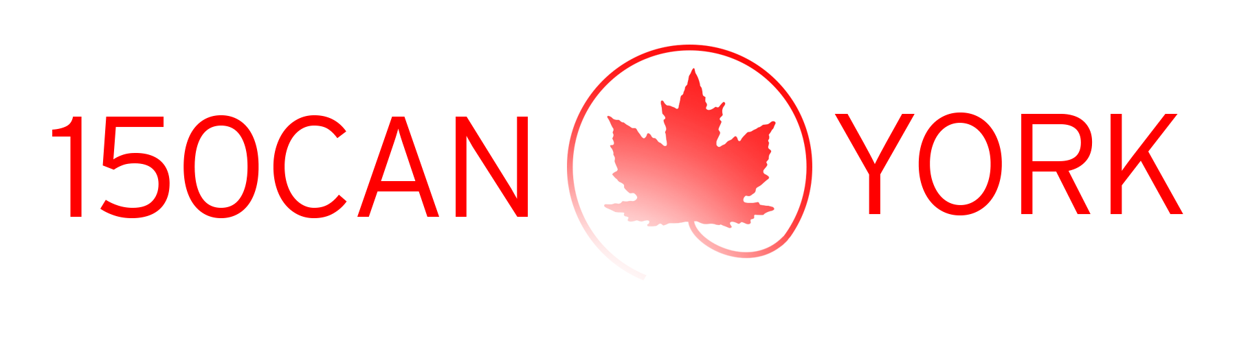 150 Canada at York Logo