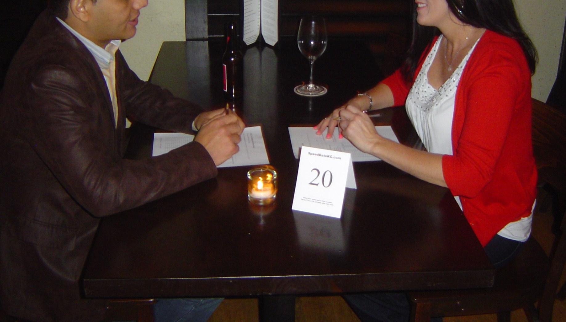 kansas city speed dating events