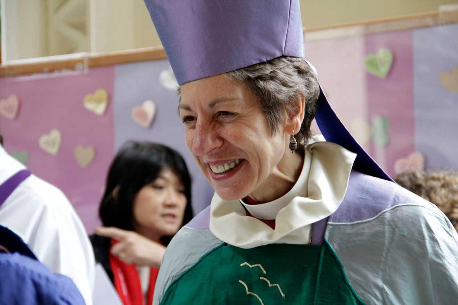 Rev. Dr. Schori