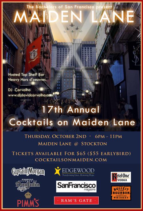 Maiden Lane Flyer