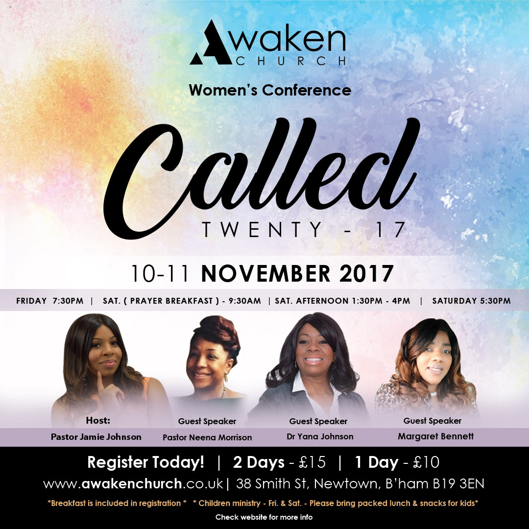 Awaken Church Women's Conference
