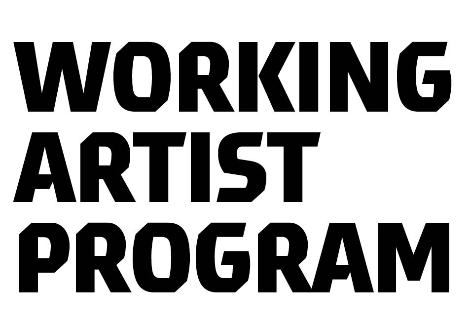 Working Artist Program Logo