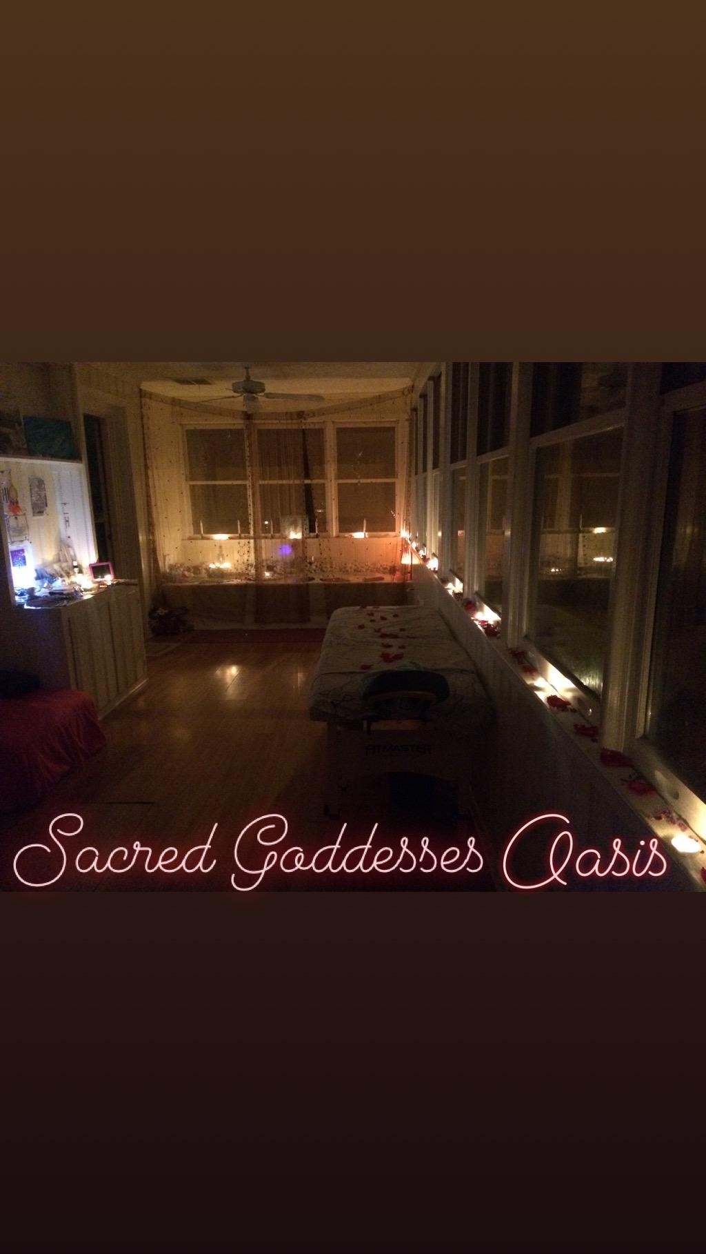 Sacred Goddesses Oasis