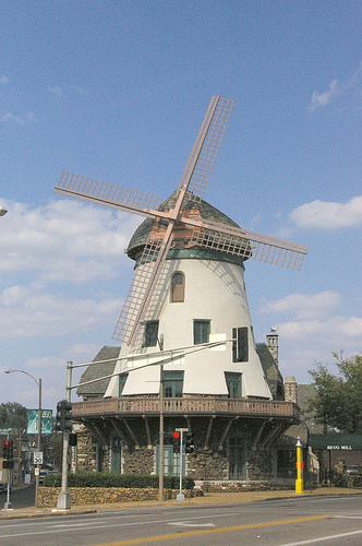 bevo mill