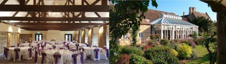 Ballroom and Orchard Gardens
