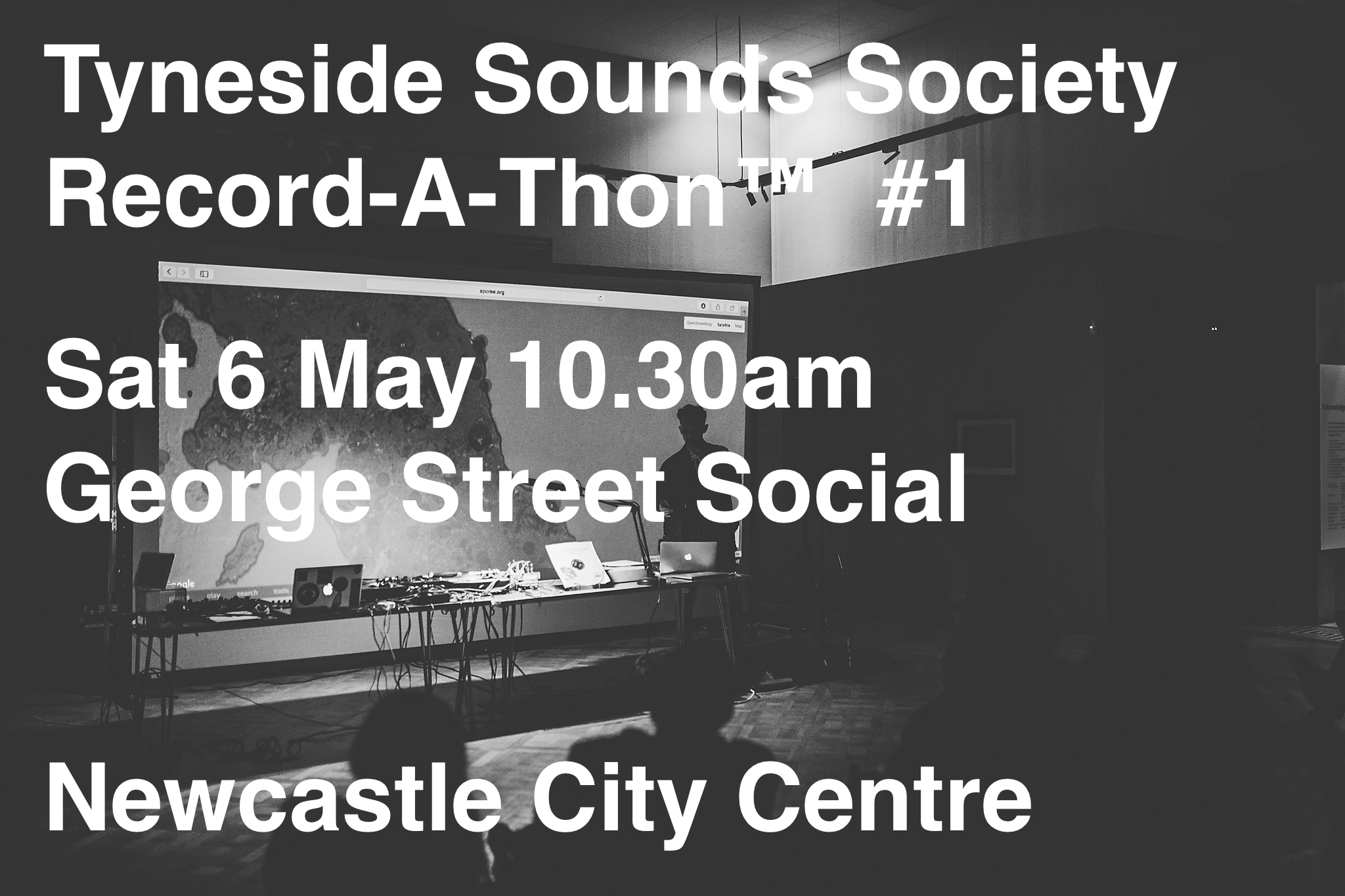 Tyneside Sounds Society RecordAThon 1