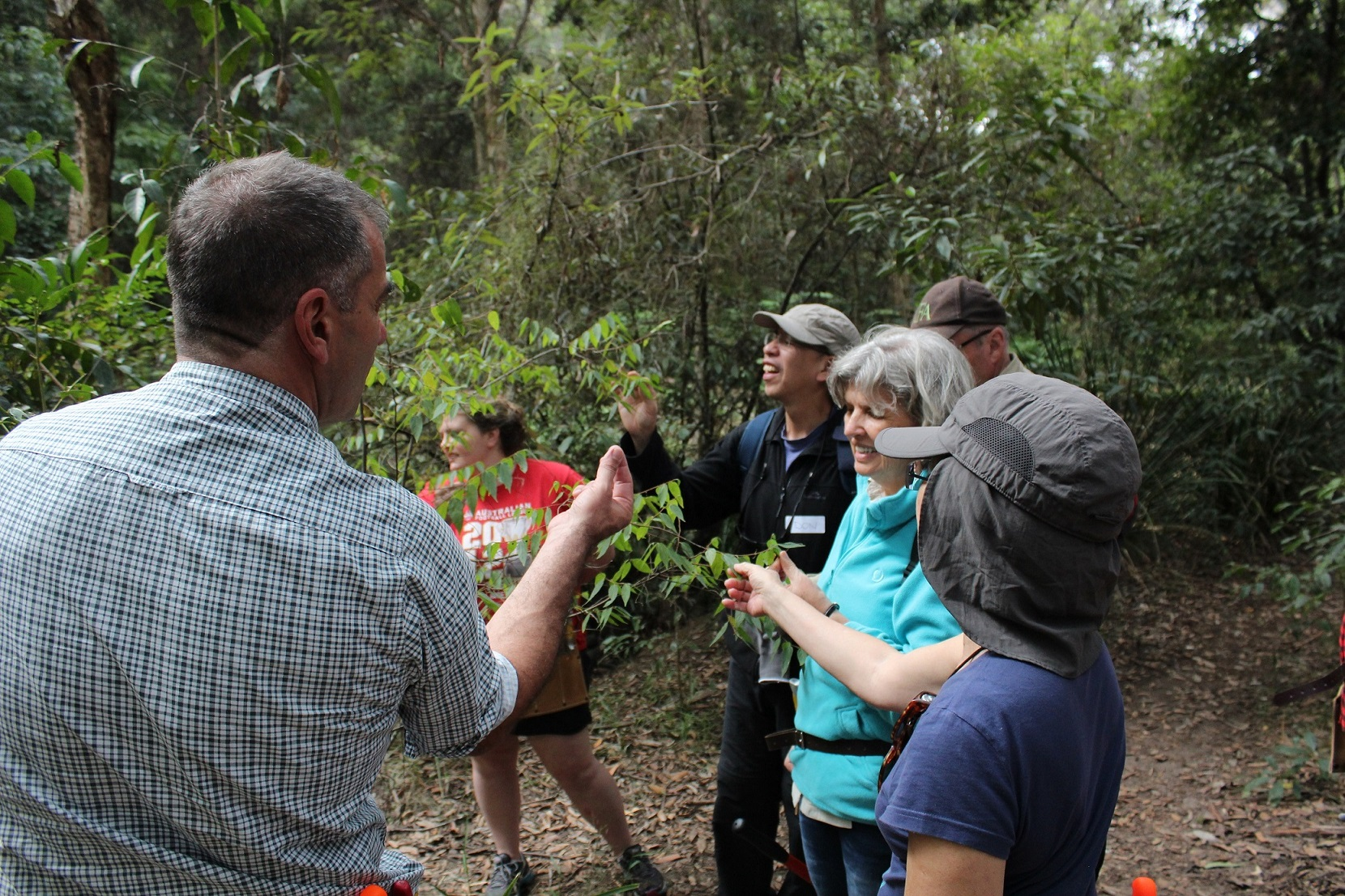 Bushcare Workshop