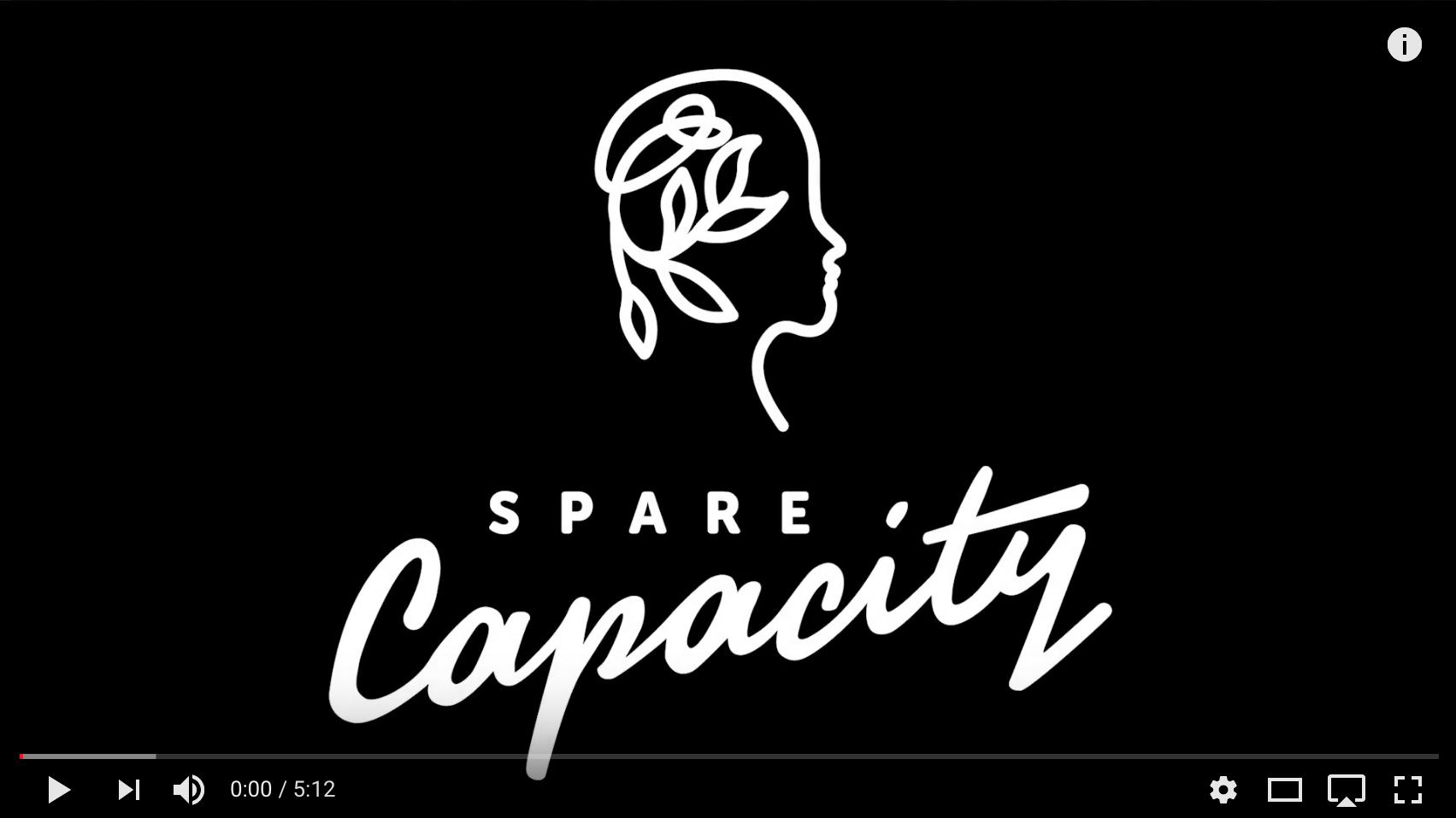 Spare Capacity Workshop Video