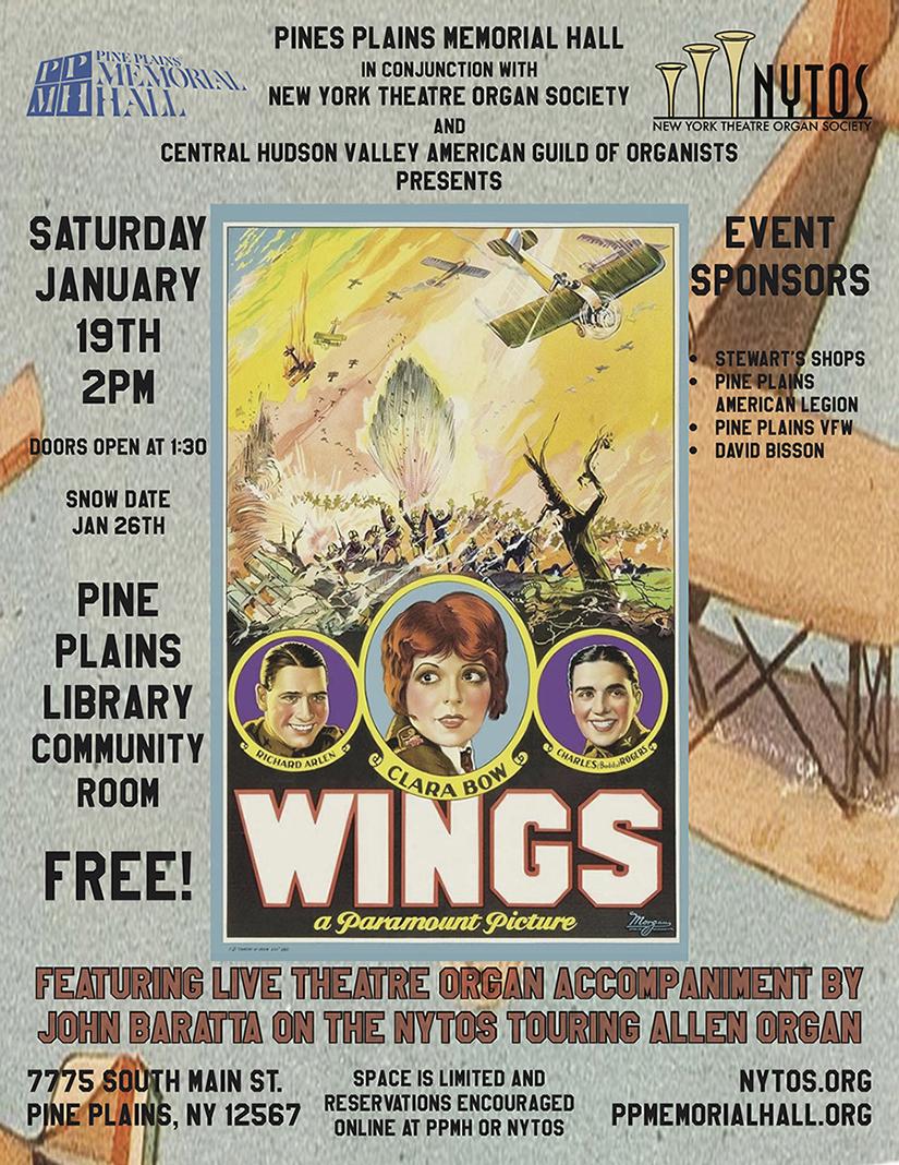 Event Poster featuring original movie promo photos