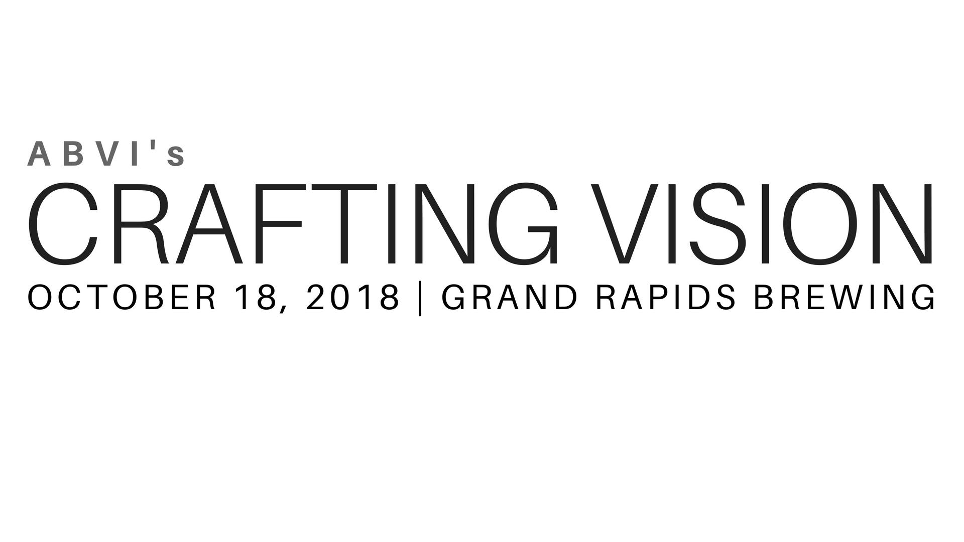 Crafting Vision Logo