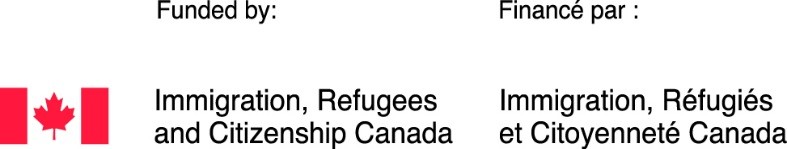 Sponsored by Immigration, Refugees and Citizenship Canada