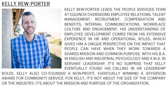 KELLY REW-PORTER BIO