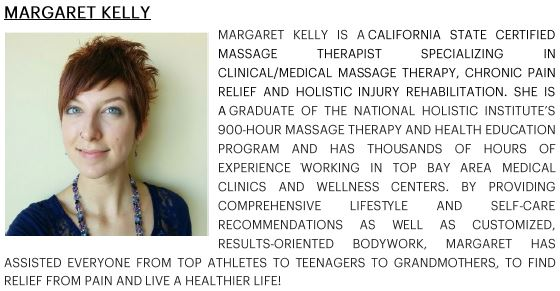 MARGARET KELLY BIO