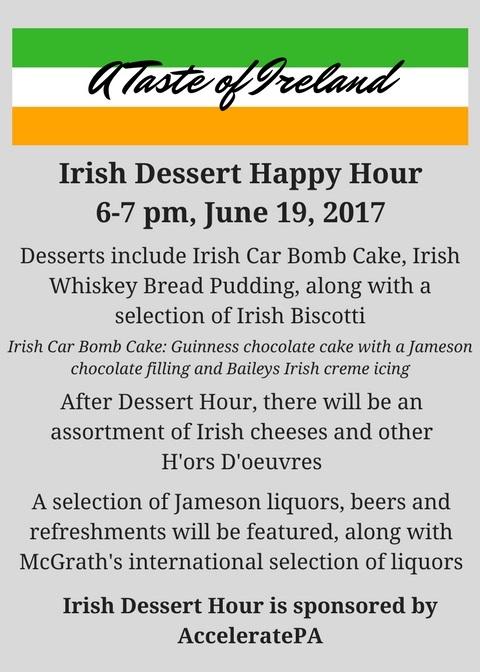 Irish Dessert HH