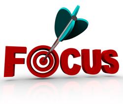 Focus Bullseye