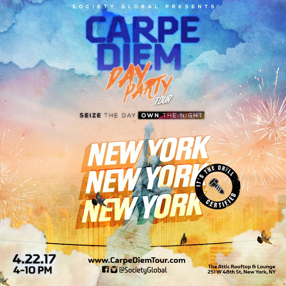 CARPEDIEM NYC