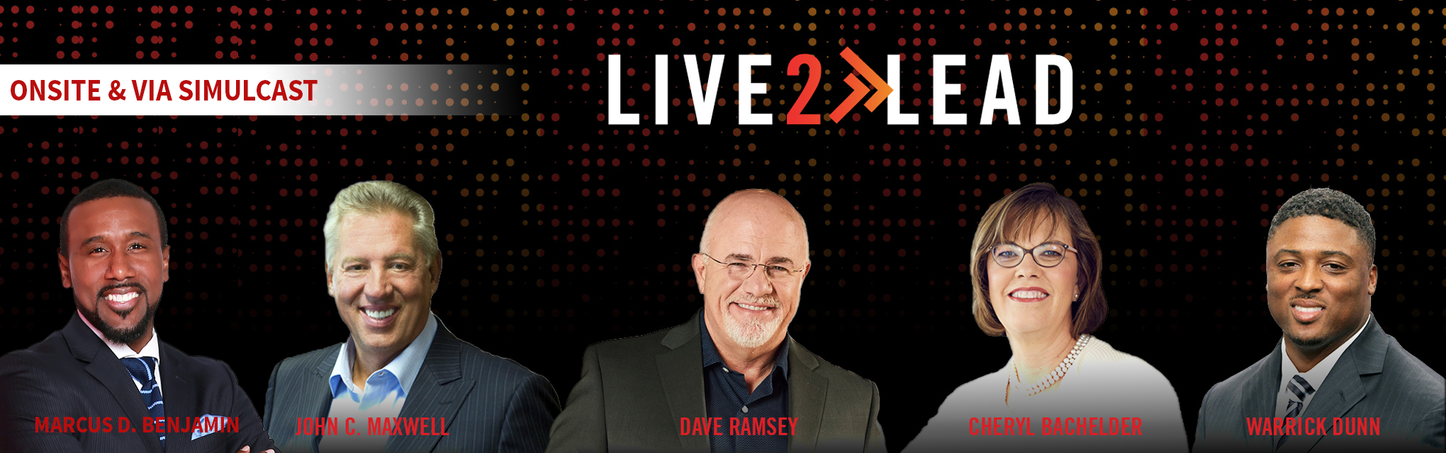 Live 2 Lead Banner