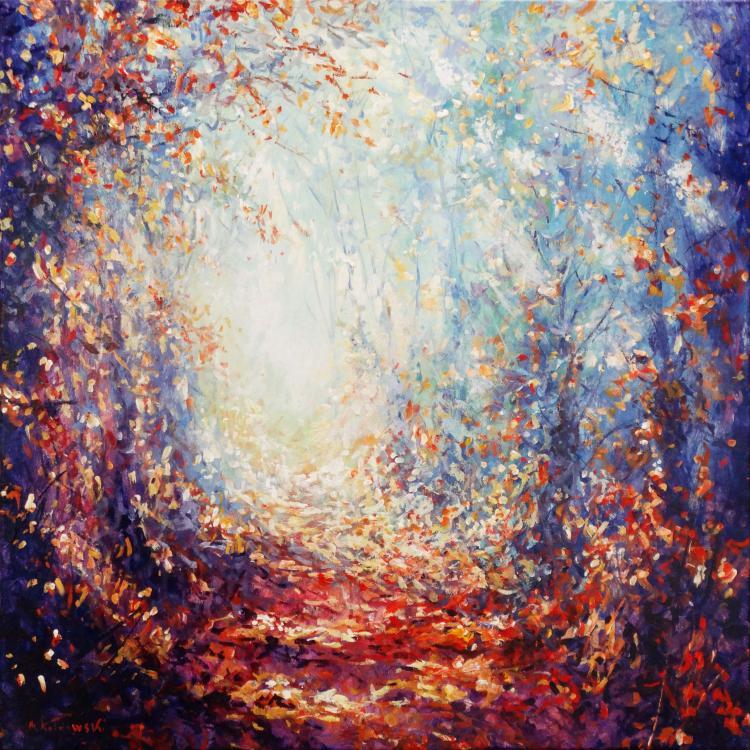 Original painting by Mariusz Kalowski