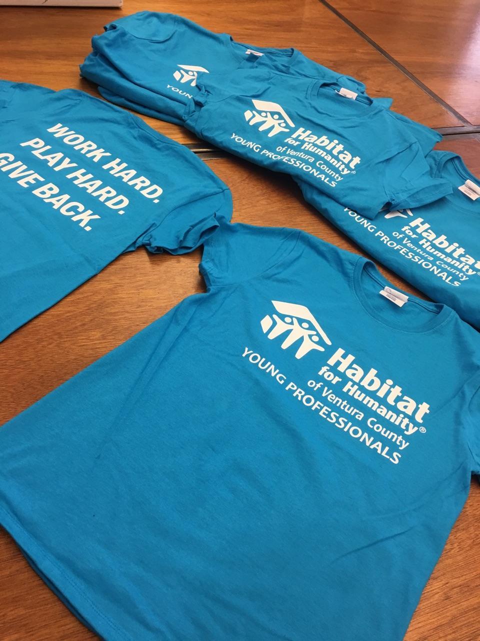 Habitat Young Professionals T-shirt