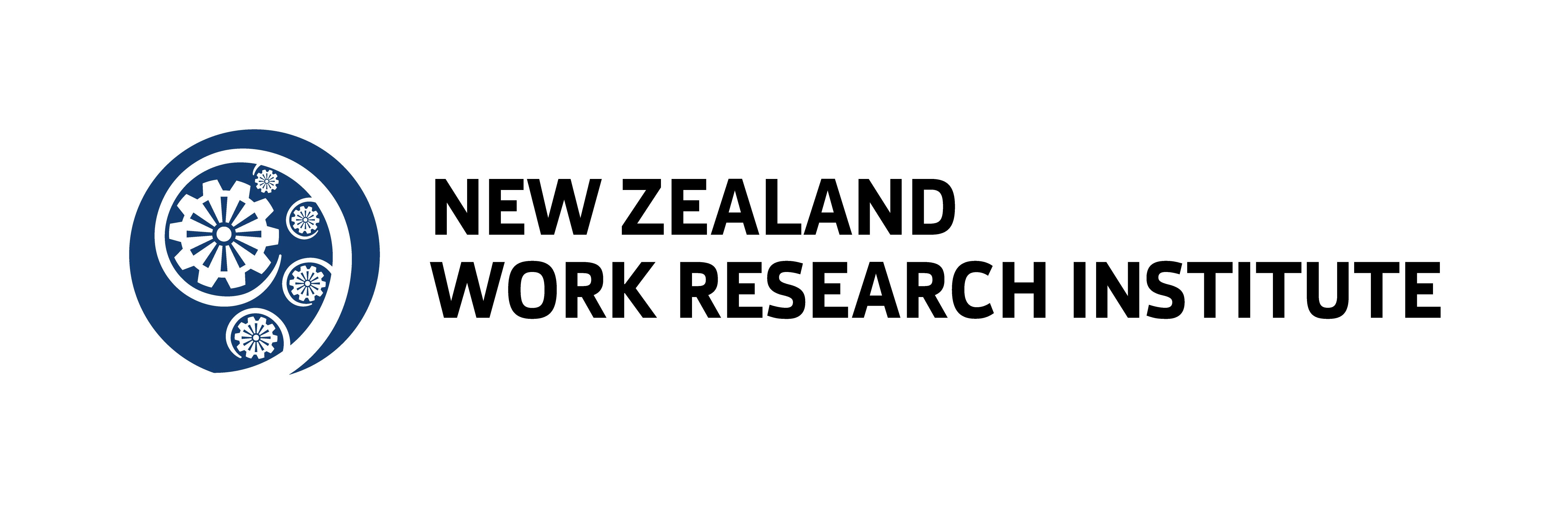 NZ Work Research Institute logo