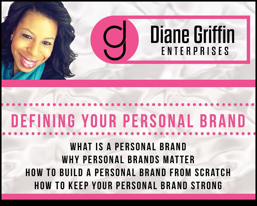 Personal Branding Flyer