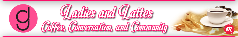 Ladies and Lattes Banner